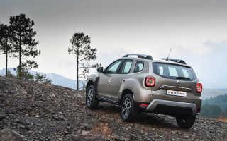 Когда начнутся продажи автомобиля Рено Дастер 2020 года в России