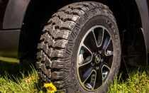 Внедорожные шины на Рено Дастер