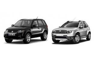 Сравнение Suzuki Vitara и Renault Duster