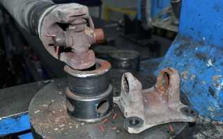 Как отремонтировать кардан на Рено Дастер