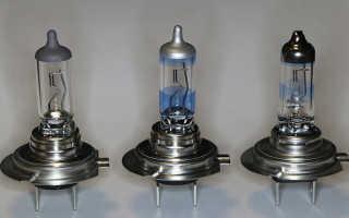 Замена ламп ближнего света на Дастере