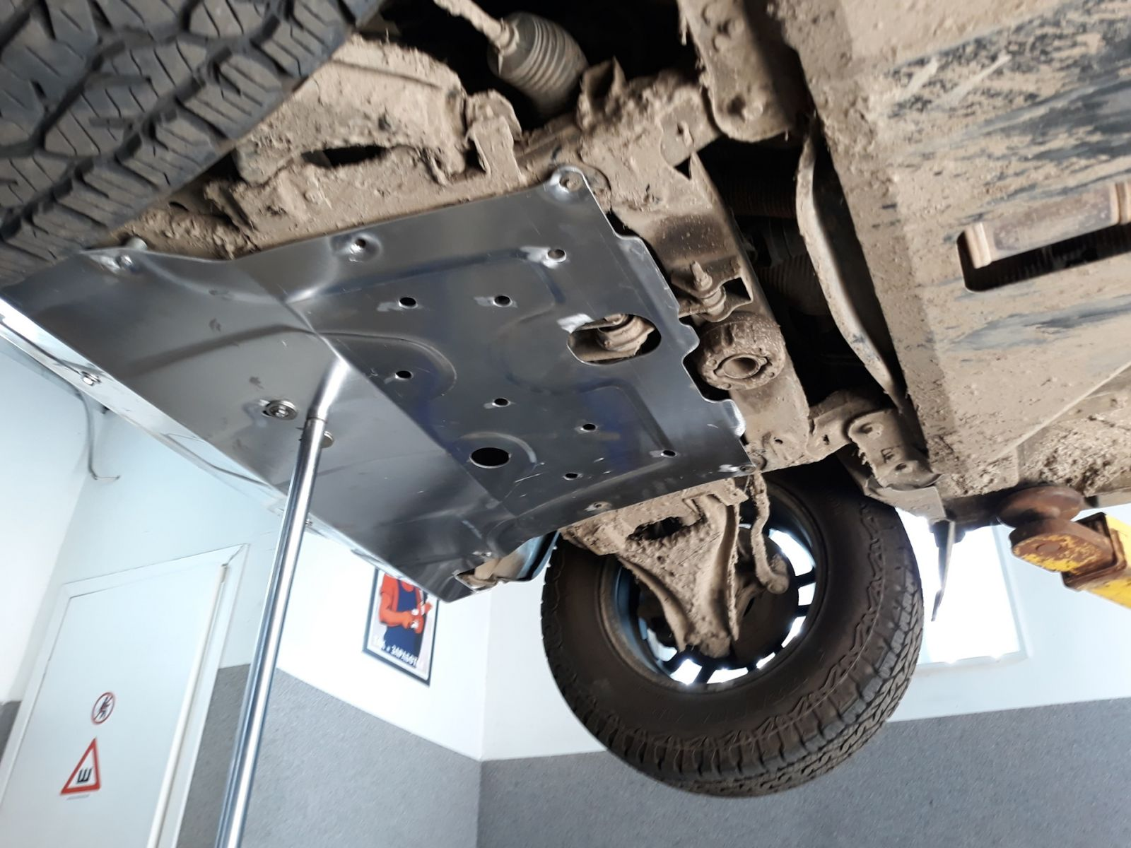 Как подобрать защиту двигателя на Рено Дастер
