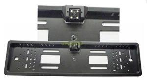 камера Дастер в подномерную рамку