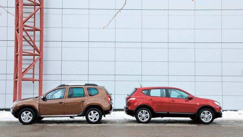 Сравнение автомобилей
