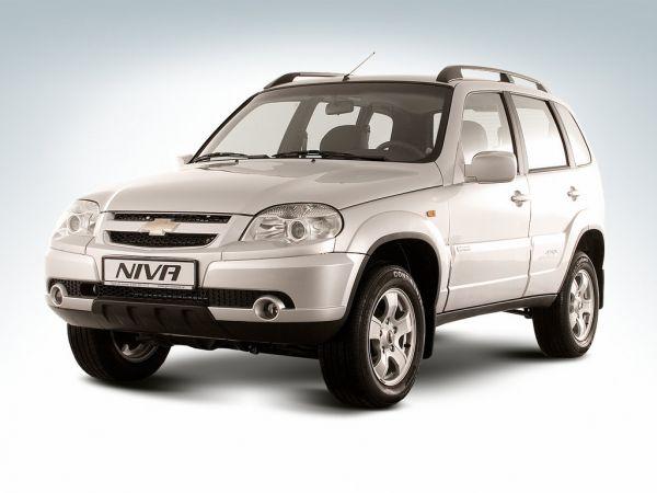 Кроссовер Chevrolet Niva
