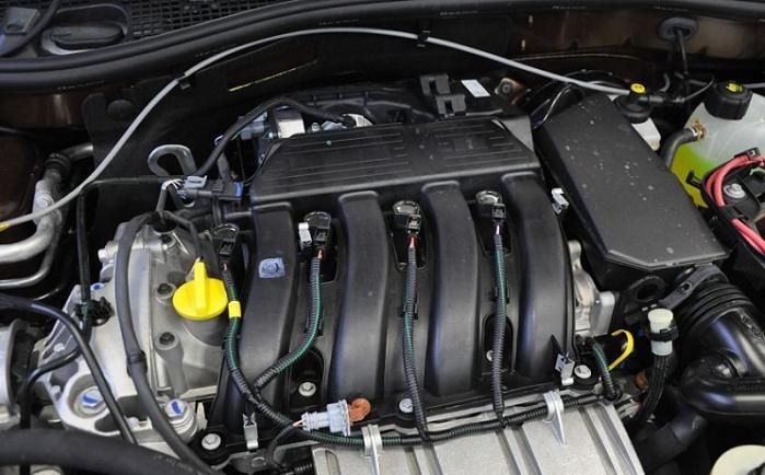Двигатель Рено Дастер 2 литра