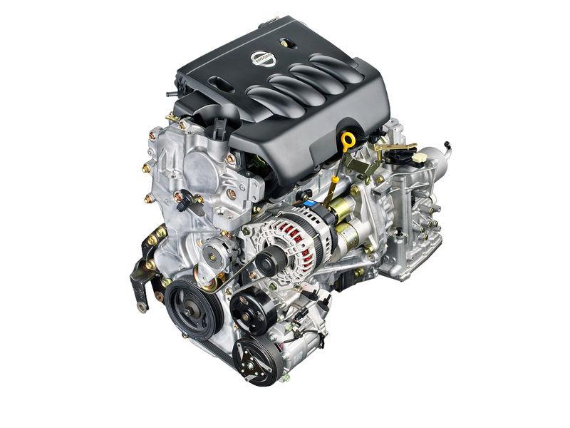 Бензиновый двигатель 2,0 литра