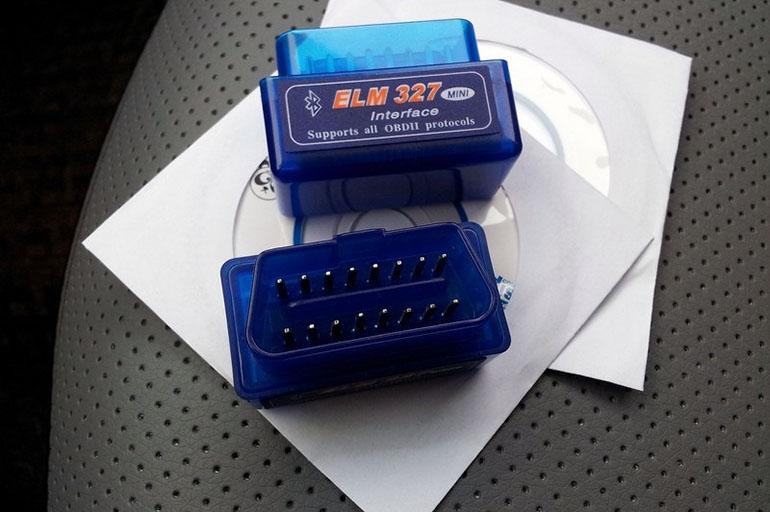Адаптер стандарта ELM327