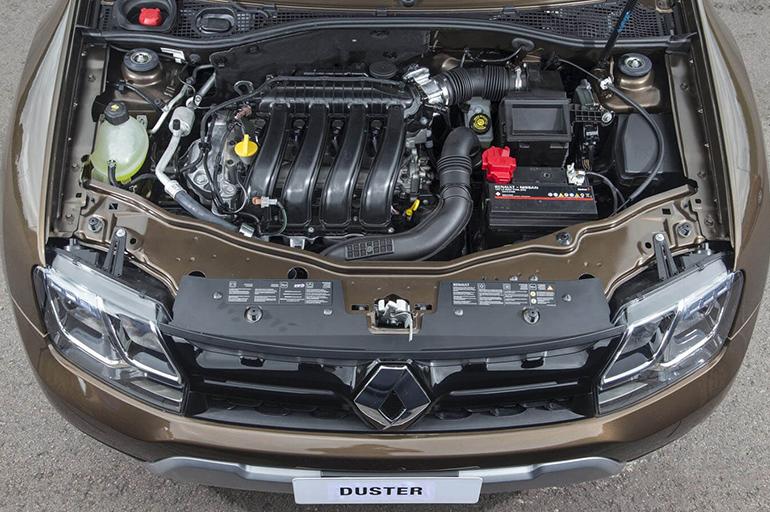 Двигатель 1 поколения